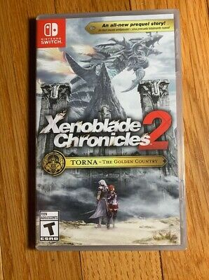 Xenoblade Chronicles 2: Torna the Golden Country - Nintendo Switch. New, Sealed.