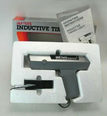 SunTune Model CP-7504 Inductive Timing Light (P4)