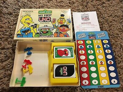 FIMBLES My First UNO card game Family Game FUN Free UK Postage Easy to learn