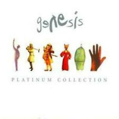 Genesis - Platinum Collection (3 Cd Box Set With Booklet)