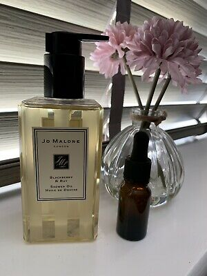 Jo Malone Blackberry And Bay Bath And Shower Oil 10ml Sample