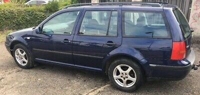 Vw golf 1.9 tdi se estate
