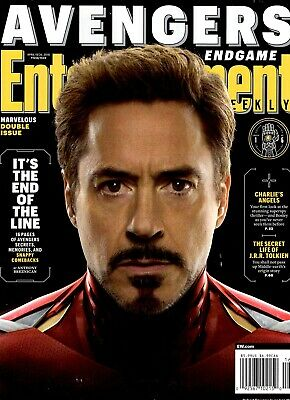 Entertainment Weekly Magazine April 19-26, 2019 Cover 1 of 6 AVENGERS ENDGAME