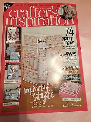 Crafters Inspiration Magazine Issue 10 Crafters Companion