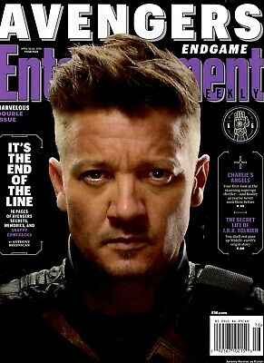 Entertainment Weekly Magazine April 19-26, 2019 Cover 6 of 6 AVENGERS ENDGAME