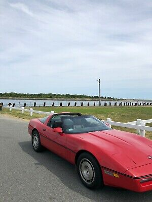 1986 Chevrolet Corvette  ebay motors