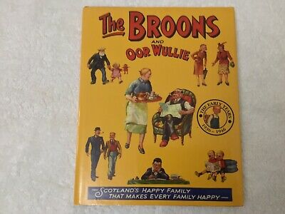 The Broons and our wullie The Early Years 1936-1946.