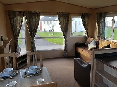 Static Holiday Home for sale - Allonby, Cumbria 12 month near Lake District