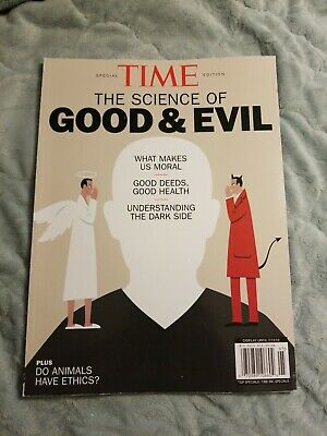 Time Special Edition 2019, The Science Of Good & Evil, New