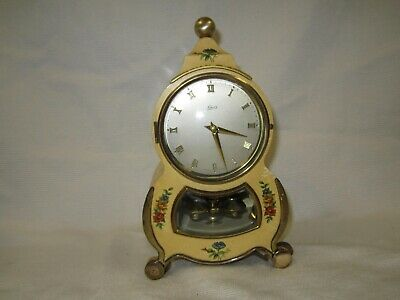 Rare Vintage Aug. Schatz Germany Black Forest 400 Day Anniversary Clock Runswell