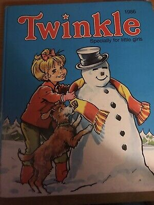 Twinkle Specially For Little Girls 1986