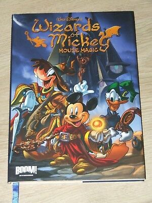 Wizards of Mickey HC (2010 Boom Studios)