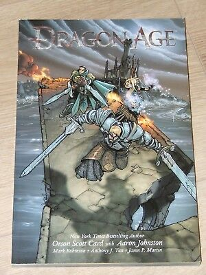 Dragon Age TPB (2011 IDW)