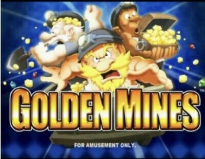Cherry Master 8liner Pot Of Gold 100% Original Igs Game Board Golden Mines By Astro