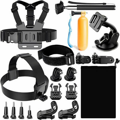 Camera Accessories Action Accs For GoPro Hero 6/5/4/3+/3/2/1 Kit New Durable