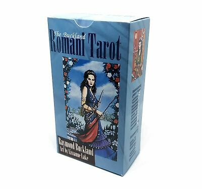 Buckland Romani Tarot Cards Deck English Version with FREE GIFT