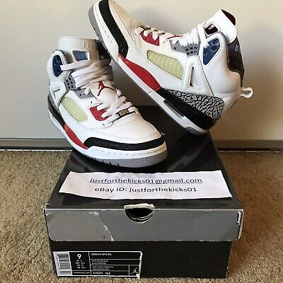 cheap for discount 0f5be 03037 Nike Jordan Spizike Mars   Do You Know White Fire Red-Black 315371 165