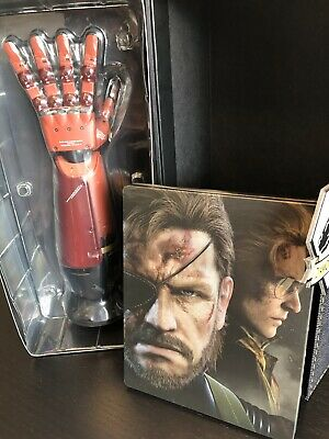 Metal Gear Solid V: The Phantom Pain Collector's Edition (NO GAME)