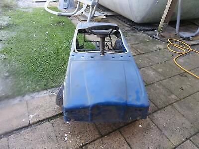 Pedal Car Early 1970s Mercedes
