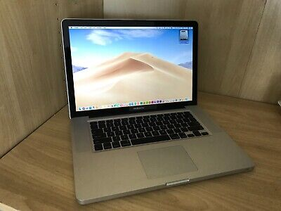 "MacBook Pro 15"" ""Core i7"" 2.3 GHz 16GB RAM 1TB SSD Adobe CS6 & Logic Pro X"