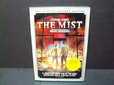 Stephen King's The Mist (DVD, 2008, 2-Disc Set, Collector's Edition, Widescreen)