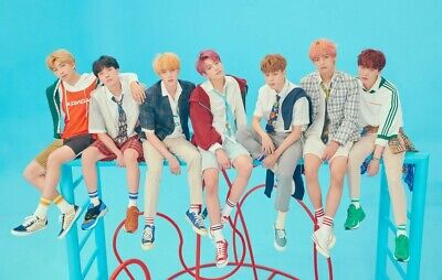 Two lowest price BTS Rose Bowl Concert Tickets 5/5(Sun) 7:30PM