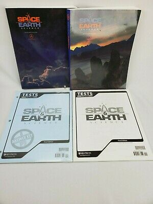 A BEKA SCIENCE: Earth and Space Activity Key First Edition