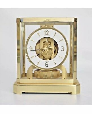 Jaeger-Le Coultre Atmos Clock. Serial 443525. **Excellent Condition**