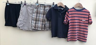 Boys Bundle Of Clothing Age 4-5 OshKosh Gap Wheat <D2056