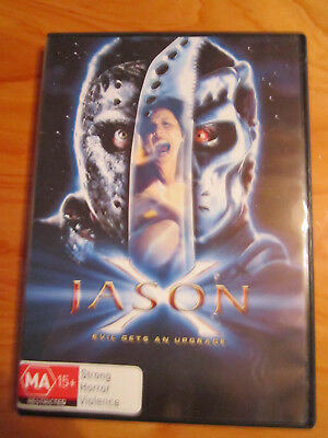 Great Dvd Jason Evil Gets An Upgrade   ** Must See **