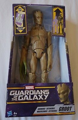 Growing Groot Action Figure / Guardians of the Galaxy / Marvel / 2016