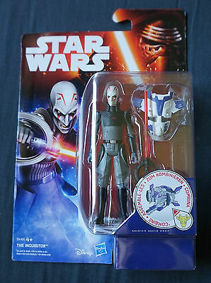 """The Inquisitor / Star Wars Rebels / The Force Awakens / 3.75"""" Action Figure"""