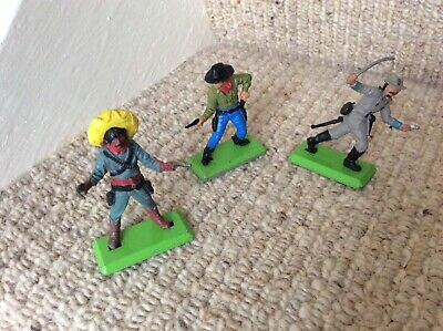 BRITAINS Deetail 1971 Figures