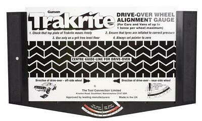 Gunson trakrite G4008 WHEEL ALIGNMENT GAUGE