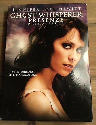 Cofanetto Dvd Ghost Whisperer Stagione 1