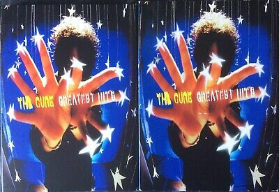 The Cure - Greatest Hits (2x CD + DVD Long BOX SET - 2003)