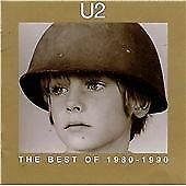 U2 - Best of 1980-1990/The B-Sides (Limited Edition, 2002) CD