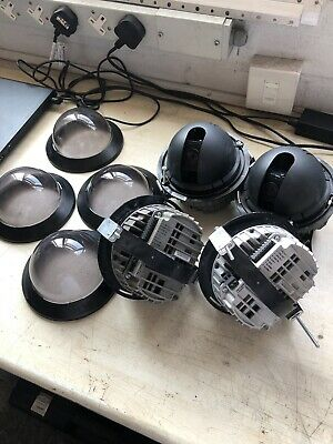 X4 Pelco Spectra Mini Ip Cctv Domes DD4N-X-B  Lot8