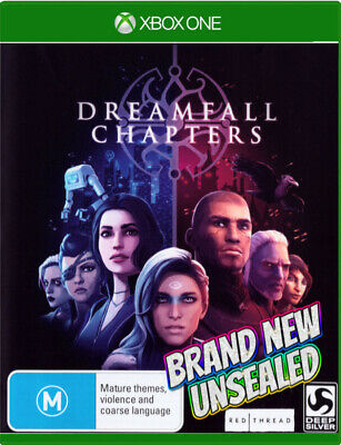 Xbox One Game ✨ DREAMFALL CHAPTERS ✨ The Balance Has Shifted - Adventure *NEW*
