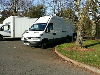 iveco daily 2.8 xlwb  extra high top