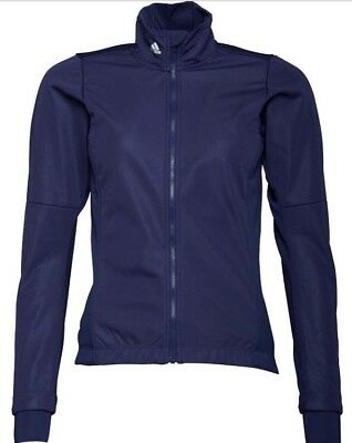 ADIDAS DAMEN JACKE Response Warmtefront Gr XXS Softshell Blau Cycling Performanc