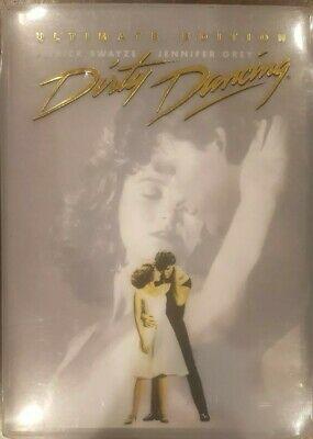Dirty Dancing Ultimate Edition Rare Dvd Patrick Swayze & Jennifer Grey Region 1