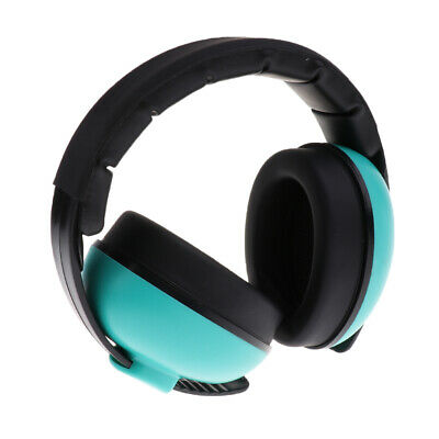Kids Ear Muff Defenders Noise Reduction Festival Protection Mint green