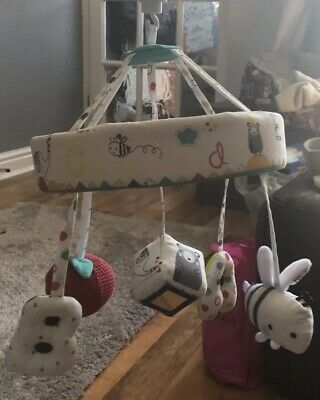 Musical Mothercare Cot Mobile