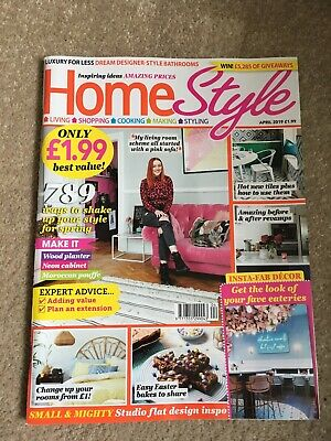 Home Style Magazine April 2019