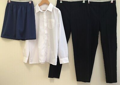 Boys School Uniform Bundle 12-13 M&S F&F David Luke <H6260