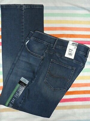 92c46f48 Nwt Lee Womens Sz 16W/Petite Flex Motion Regular~Fit Mid-Rise Bootcut