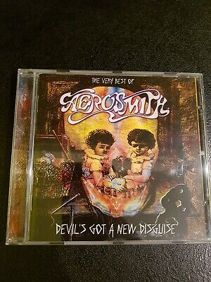 Aerosmith - The Very Best Of ( the devils got a new disguise)