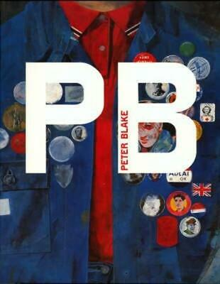 Peter Blake by Rudd, Natalie ( Author ) ON May-01-2003, Paperback, 1854374192, R