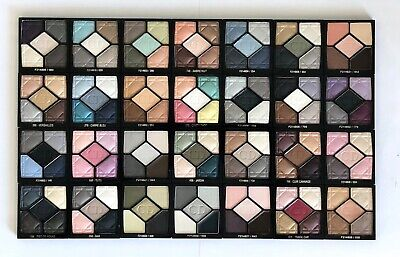 Dior 5 Couleurs Eyeshadow -Select from 40 Palettes - Full Size *NEW REFILL*